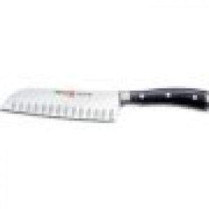 "7"" Hollow ground Santoku Classic Ikon"