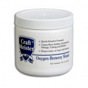 Craft Meister Oxygen Wash 1 lb jar