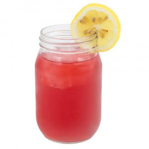 Drinking Jar 16 oz. Plain, 1dz/case