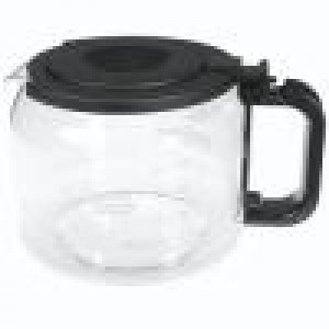12 cup Pause & serve carafe, Stainless, Universal