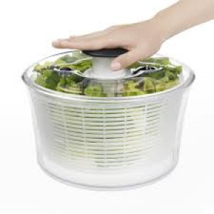 Salad spinner, Large, Clear