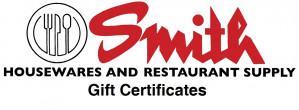 Smith's Gift Certificate