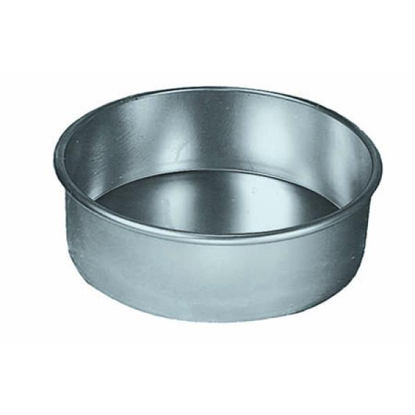 "9"" x 3"" Cake Pan, Aluminum"