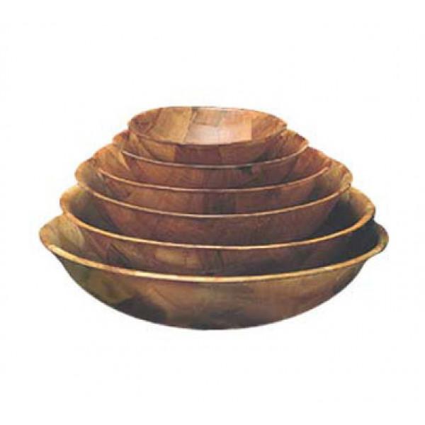 """Salad Bowl, woodweave, 12"""" diameter"""