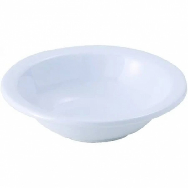 Melamine 13 oz. Bowl, White, NSF