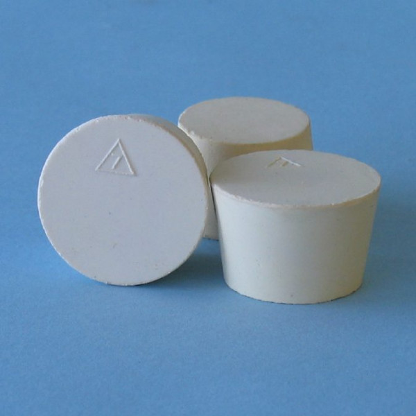 #3 Solid Rubber Stopper