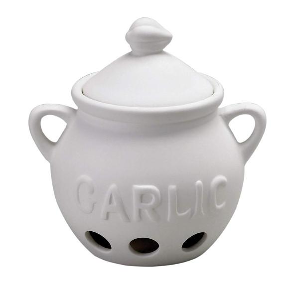 Garlic keeper, Ceramic