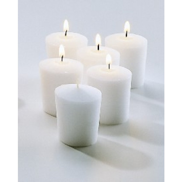 15 hour Food warmer votive candle, 144/cs