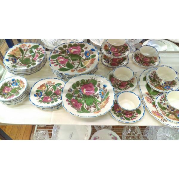 "Peasantry 6 3/8"" Lunch & Dessert Plate"