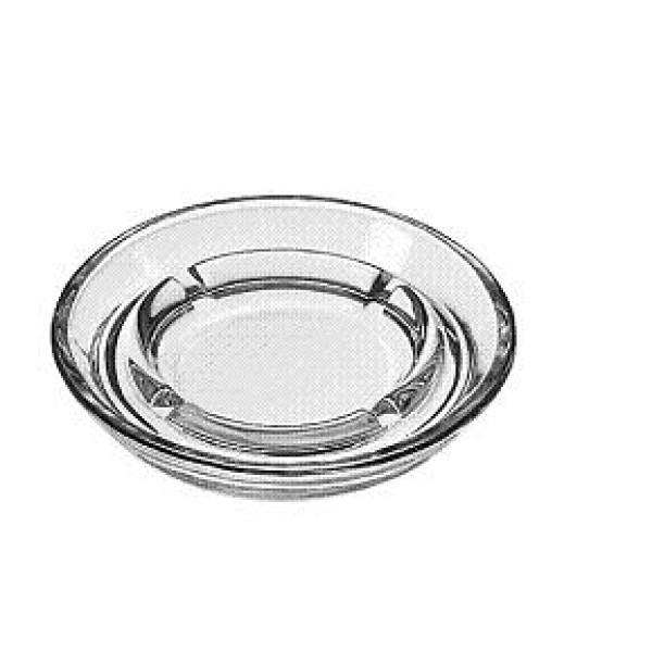 """Safety ash tray, 5"""" diameter, 3dz/case"""