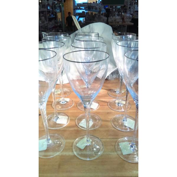 Lenox Crystal Wine Glass