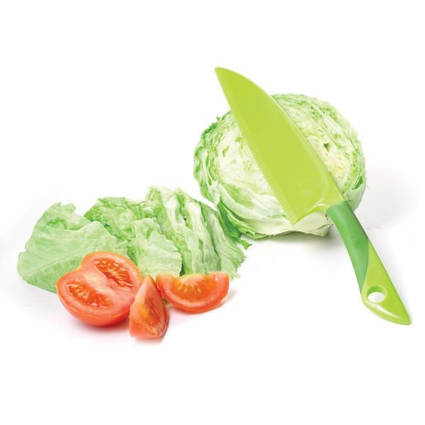 Lettuce & Tomato Knife plastic