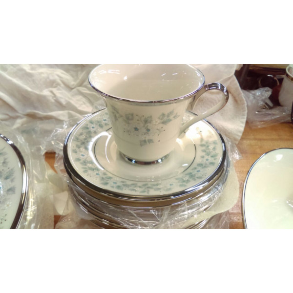 Windsong Tea Cup & Saucer