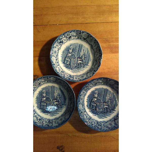 "Liberty Blue 5"" Bowl"
