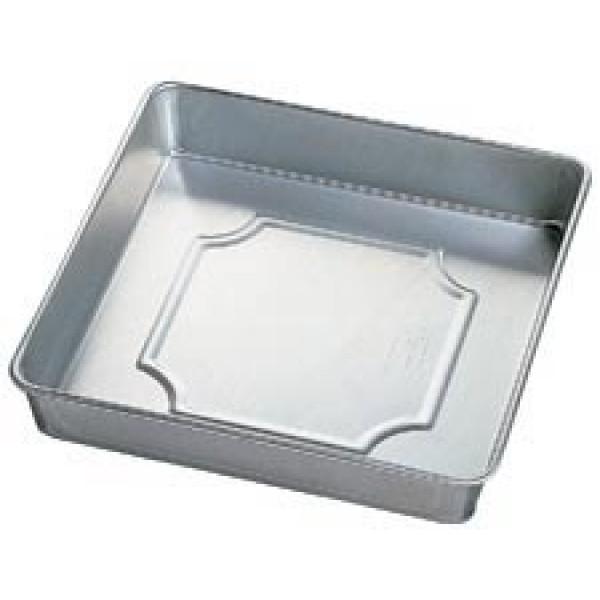 """Performance pan, 16"""" x 2"""" Square cake pan"""
